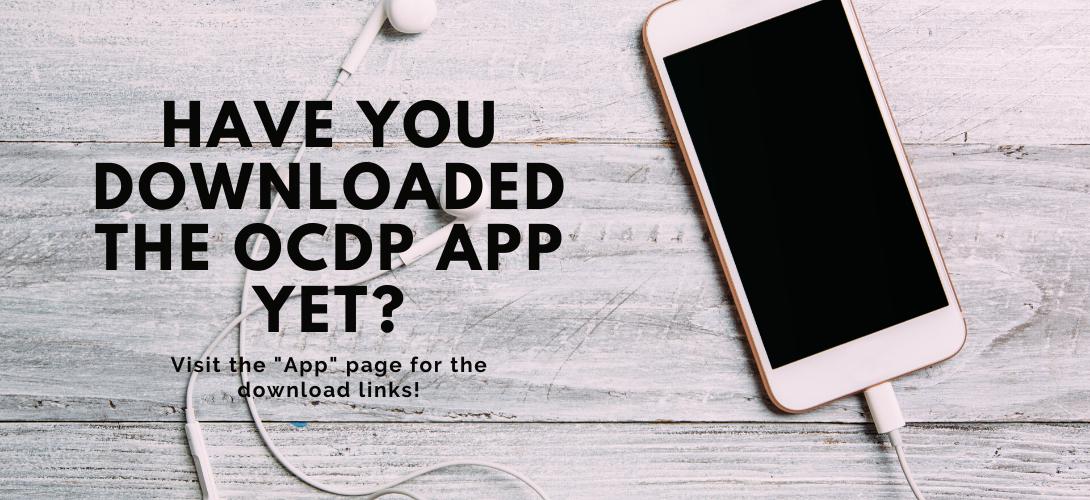 OCDP App